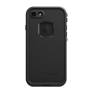 Lifeproof FRE SERIES Waterproof Case for iPhone 7 - Asphalt (Black/Dark Grey)