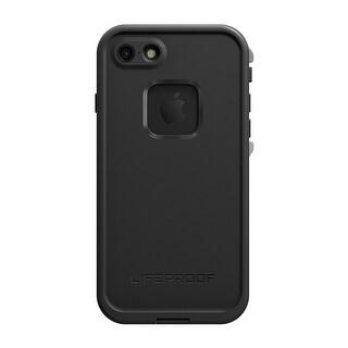 Lifeproof FRE SERIES Waterproof Case for iPhone 7 - Asphalt (Black/Dark Grey)