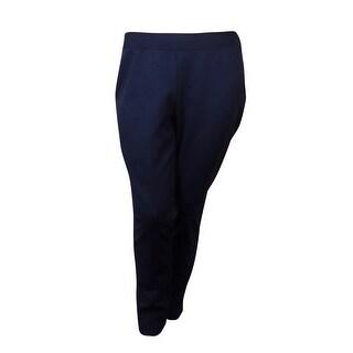 INC International Concepts Women's Pull-on Skinny Ponte Dress Pants