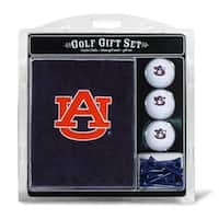 Team Golf 20520 Auburn Tigers Embroidered Towel Gift Set