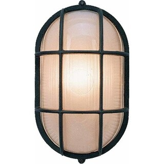 "Volume Lighting V8860 Nautical Outdoor 1 Light 11"" Height Outdoor Wall Sconce"