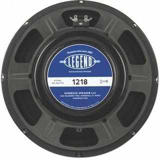 12-in Brit Guitar Speaker, 150W, 8 ohms w/Copper voice coil