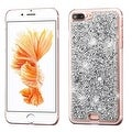 Insten Hard Snap-on Rhinestone Bling Case Cover For Apple iPhone 7 Plus - Thumbnail 0