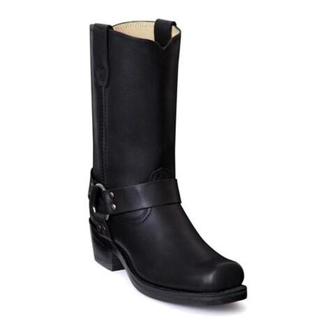 Durango Boot Men's DB510 11 Black Oiled Leather Harness