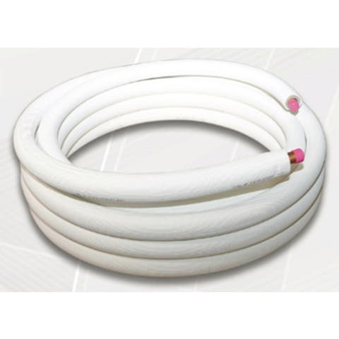 ICOOL Air Conditioner Type D Piece Insulated Copper Tube 164ft