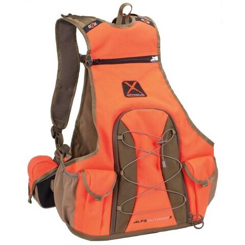 Alps Outdoorz Backpacks Upland Game Vest X Vented Back Blaze