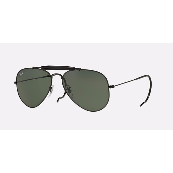 Ray-Ban RB3030 L9500 Sunglasses - Black