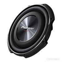 Pioneer TSSW3002S4 Pioneer TS-SW3002S4 Woofer - 400 W RMS - 1500 W PMPO - 20 Hz to 125 Hz - 4 Ohm - 93 dB Sensitivity -