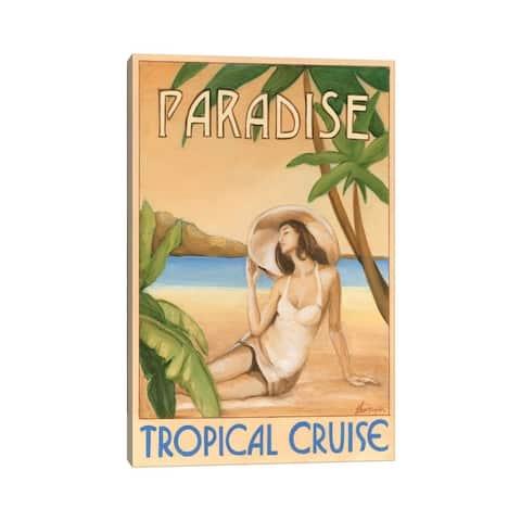 "iCanvas ""Paradise"" by Ethan Harper Canvas Print"