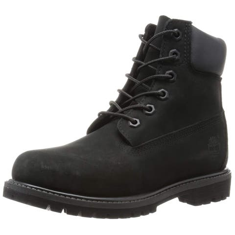 Timberland Womens A1UR6 Closed Toe Ankle Cold Weather Boots