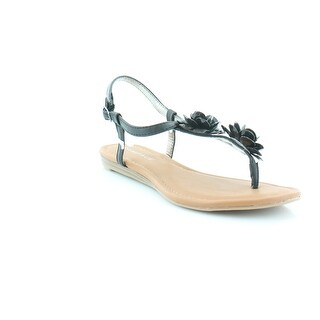 Rampage Dandylion Women's Sandals & Flip Flops Black