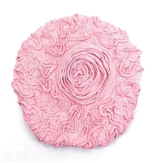 "Link to Bell Flower Collection Lid Cover 18""x18"" Similar Items in Bath Mats & Rugs"