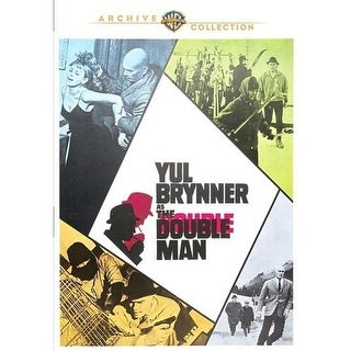 Double Man, The (1967) DVD Movie 1967