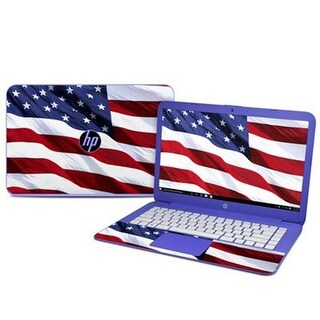 DecalGirl HS14-PATRIOTIC HP Stream 14 in. Skin - Patriotic