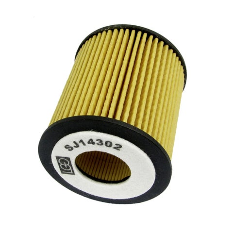 Car Auto Cartridge Oil Filter Yellow for Mariner Hybrid