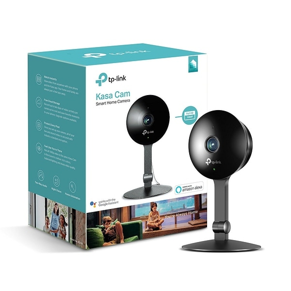 Tp-Link Usa Corporation - Smart Home Security Camera Pro