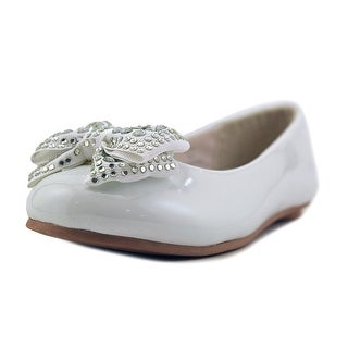 Laura Ashley 24426 Round Toe Synthetic Ballet Flats