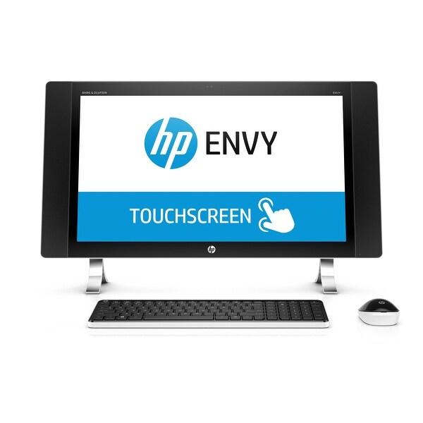 "Manufacturer Refurbished - HP ENVY 27-P011 27"" Touch AIO Desktop Intel i7-6700T 2.8GHz 8GB 1TB Windows 10"
