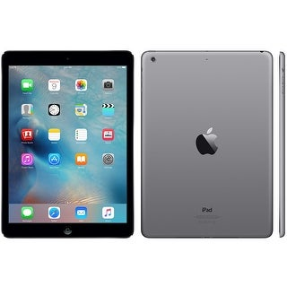Refurbished Apple iPad Air 1 MD785LL/A (Wi-Fi) 16GB Space Gray