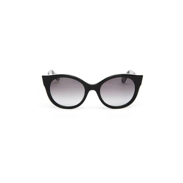 244af91dd1 Shop Kate Spade Melly Women s Plastic Sunglasses - Black - One Size ...