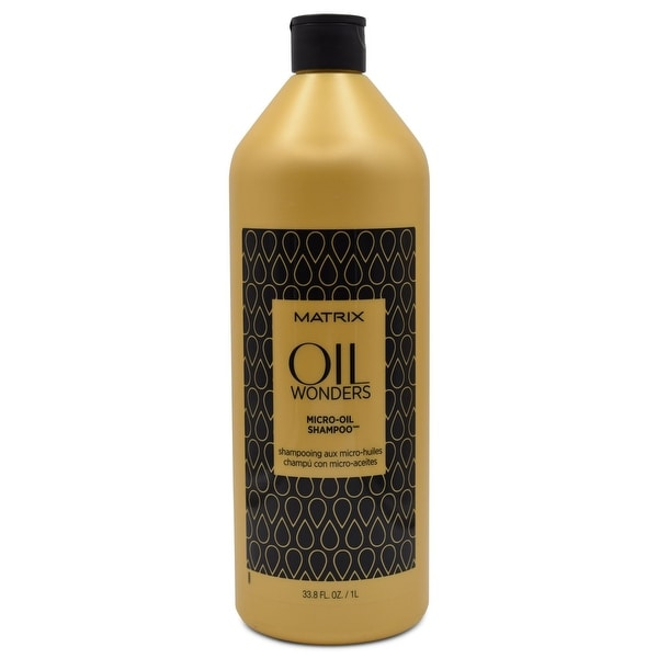 Matrix Oil Wonders Micro-Oil Shampoo 33.8 fl Oz