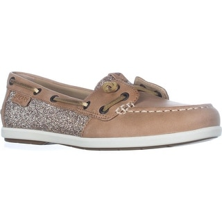 Sperry Top-Sider Coil Ivy Boat Shoes, Linen