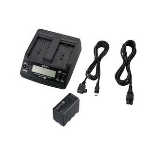 Sony ACCL1BP Accessory Kit For L Battery Camcorders.