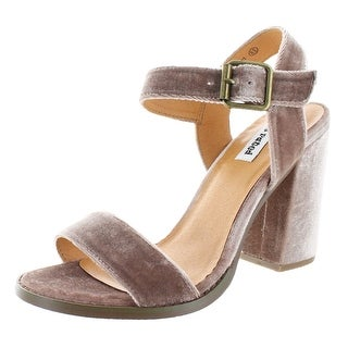Not Rated Everglade Women's Open Toe High Heel (4 options available)