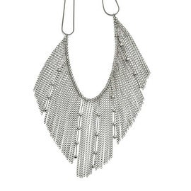 Chisel Stainless Steel Polished Necklace - 20 in