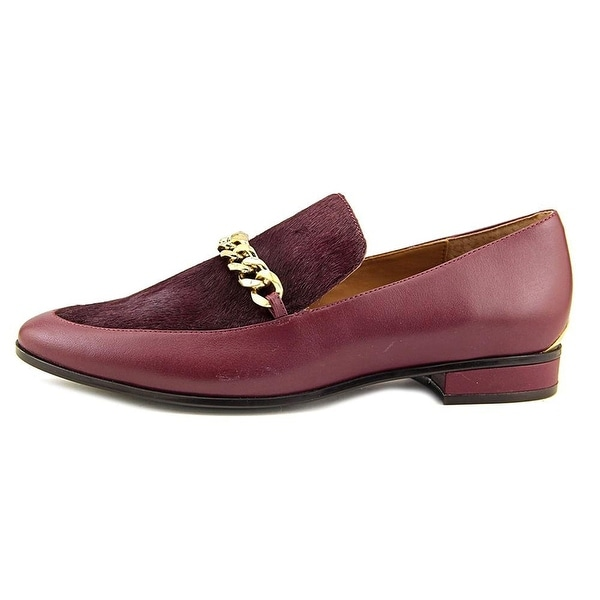 Calvin Klein Womens Fanna Closed Toe Loafers