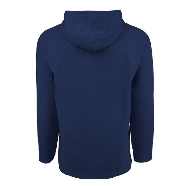 ADIDAS ORIGINALS Trefoil Hooded Sweatshirt for Men Blue