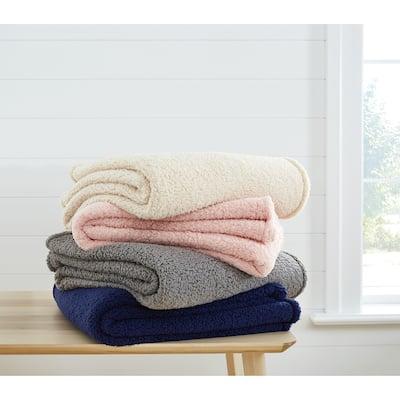 My World Cloud Sherpa Blanket Twin/Twin XL