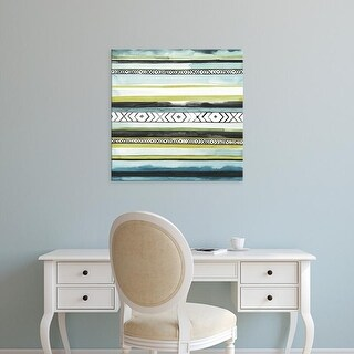 Easy Art Prints Grace Popp's 'Blanket Abstract I' Premium Canvas Art