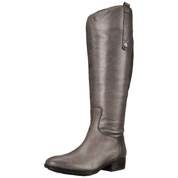 bca26f306 Shop Sam Edelman Women s Penny 2 Wide-Shaft Riding Boot - 7 - Free ...