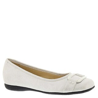 Trotters Womens sizzle Closed Toe Ballet Flats