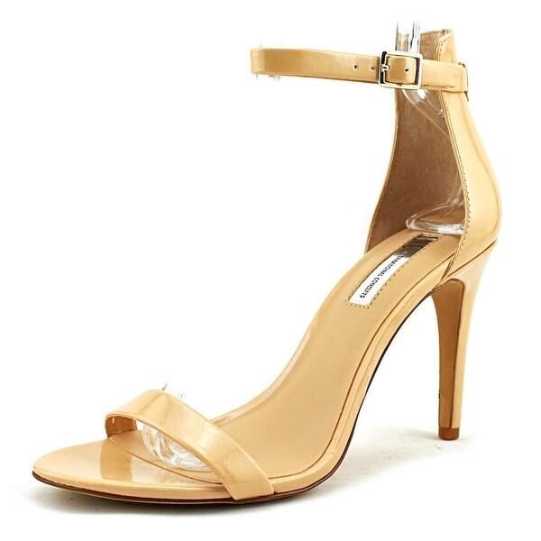 INC International Concepts Roriee Women Open Toe Leather Sandals