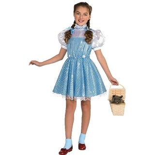 Morris Costume RU886493MD Dorothy Sequin Child Costume, Medium