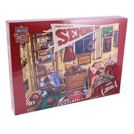 Seminole Dreams Jigsaw Puzzle 550 Piece, Master Pieces