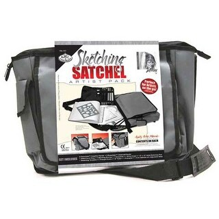 Royal Brush - Satchel Artist Pack Set - Sketching Satchel Artist Pack Set