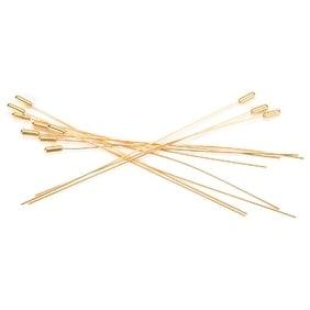 "Hat Pins 6"" 12/Pkg-Gold - GOLD"