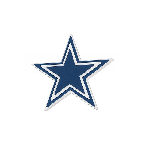 NFL Dallas Cowboys Logo Foam Sign