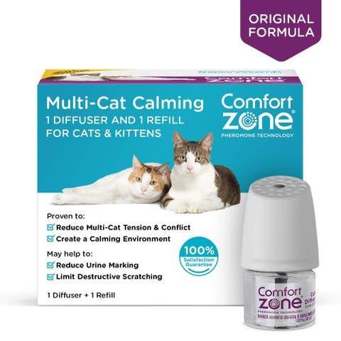 Comfort Zone Cat Multicat Diffuser - 1 diffuser