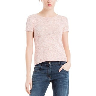 Max Studio Womens Marion Knit Top Knit Stretch (2 options available)