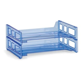 (3 Pk) Officemate Side Load Tray 2 Per Pk