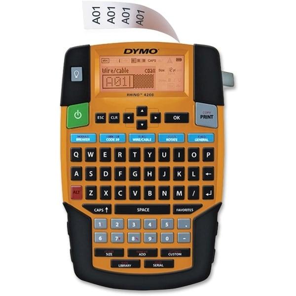 Rhino 4200 Label Printer