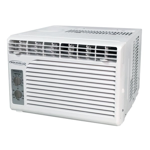 Soleus Air 5,1000 BTU Window Air Conditioner Air Conditioner