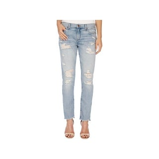 Lucky Brand Womens Sienna Boyfriend Jeans Denim Destroyed (2 options available)