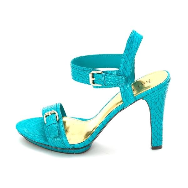Lauren Ralph Lauren Women's Hazel Platform Sandal