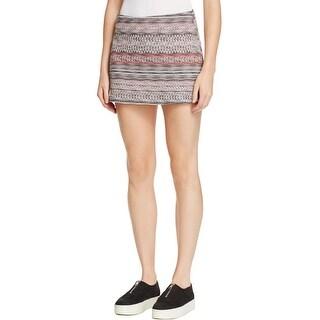 Aqua Womens Skort Tweed Mini