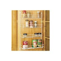 """Rev-A-Shelf 565-10-52 565 Series 10"""" Width Door Mount Spice Rack"""